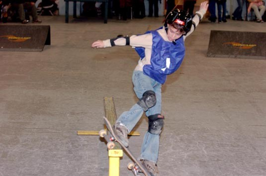 Central NY youth participate in Sk8Jam