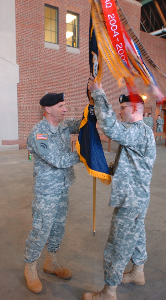 108th Infantry Welcomes New Commander