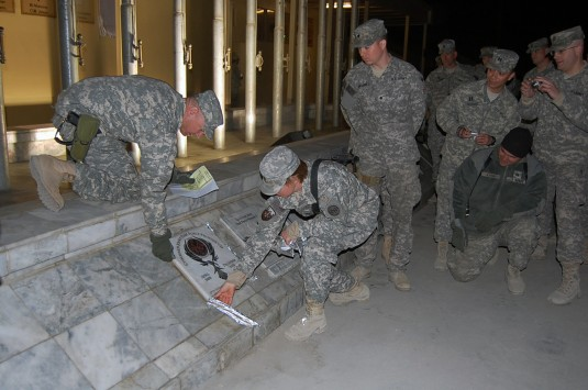 National Guard Soldiers Commemorate Afghan Duty