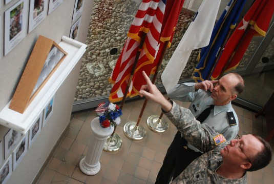 National Guard's Top Chaplain Visits New York