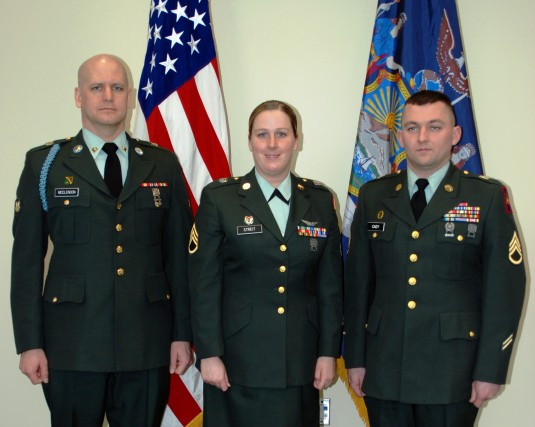 Army National Guard Picks Top Soldiers for 2009