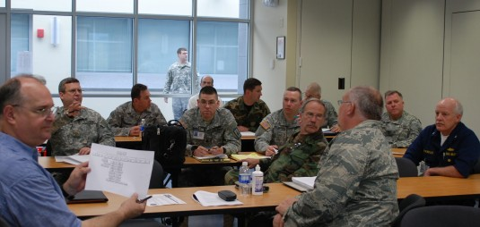 Joint Staff Training