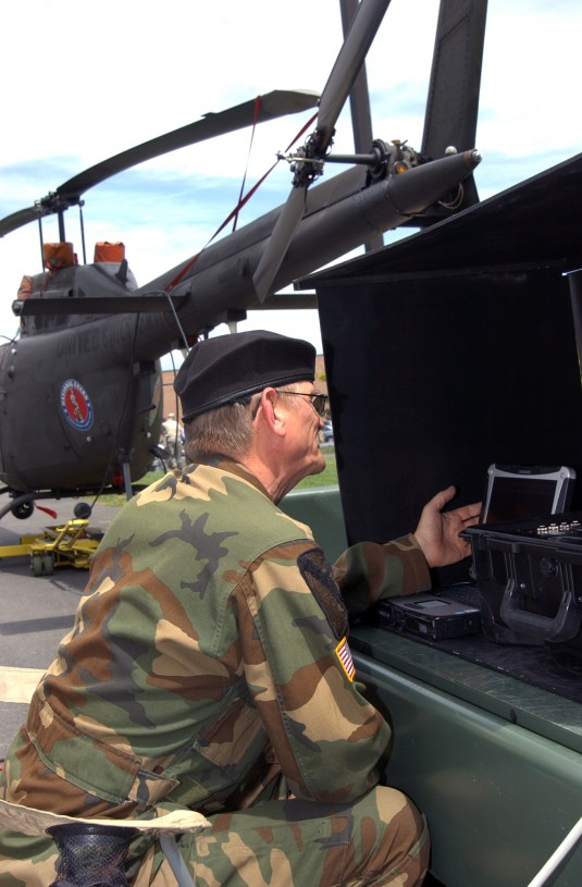 Aerial Video System to be Tested