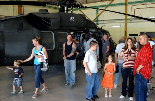 42nd Combat Aviation Brigade Family Day