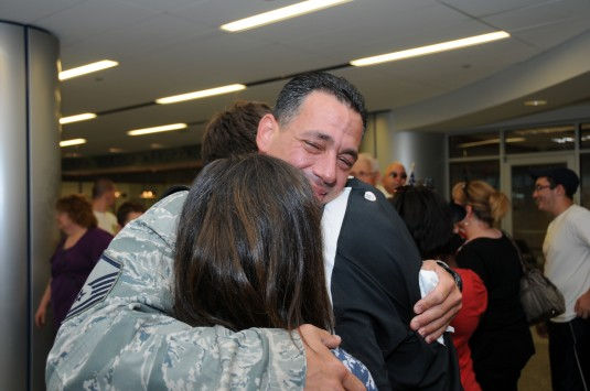 107th Security Forces Return Home From Deployment