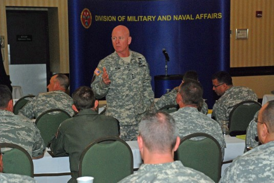 NORTHCOM Leader Speaks at New York Conference   .