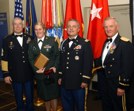 Year of the NCO Recognition