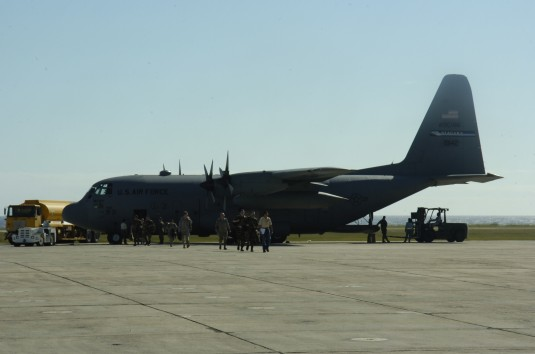 106th Rescue Wing Supports Haiti Relief Efforts
