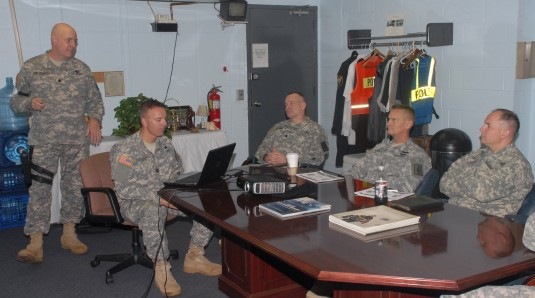 NY Hosts Army Guard Leader Across Empire State