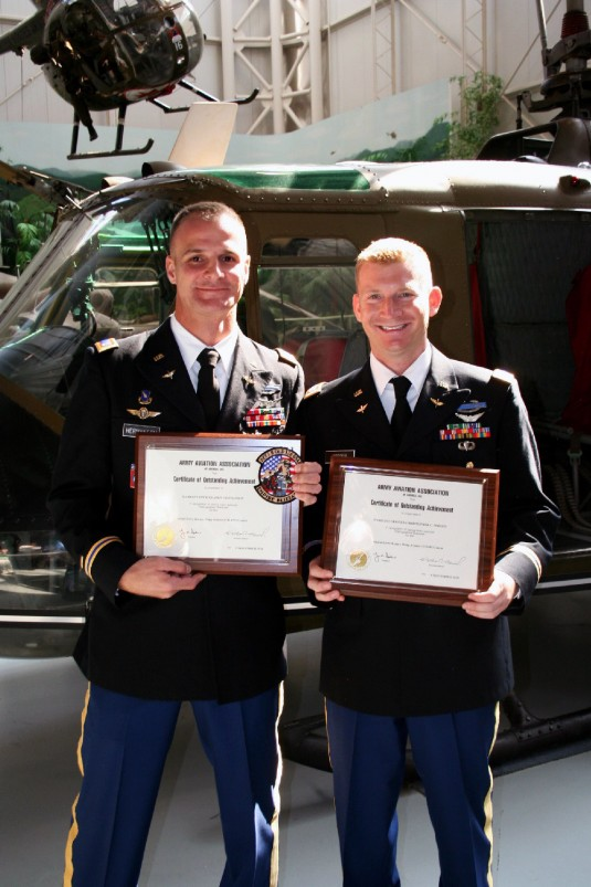 Top Honors Warrant Recognition