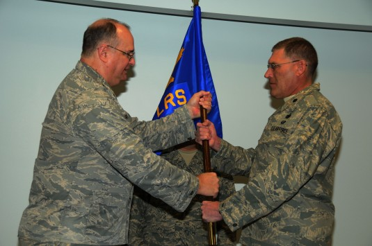 New Logistics Squadron Commander at 107th AW