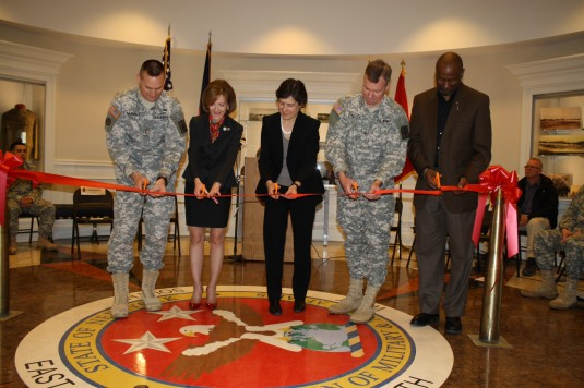 Newest Readiness Center Opened