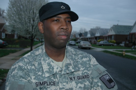 New York Guard Serves Local Community