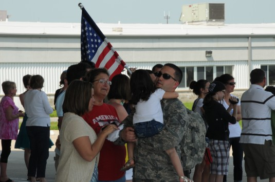 Memorial Day Farewell for 107th AW Airmen