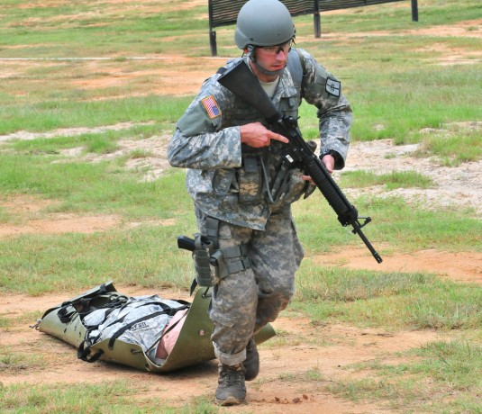 New York Soldier Competes for Best Warrior Title