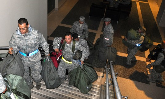 NY National Guard Assists Long Island Authorities Aug. 28, 2011