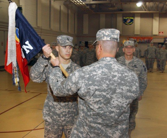 New Commander for 42nd CAB Headquarters