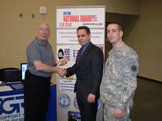 Job Fair Support Recognized