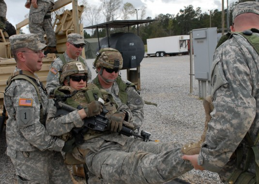 2-108th Soldiers Train for Afghanistan