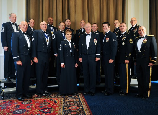 New York Guardsman Honored by Guard Bureau Chief