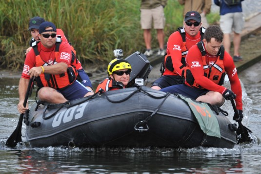 Rodeo Tests Airmen's Rescue Skills