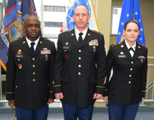 Best Soldier, NCOs Named