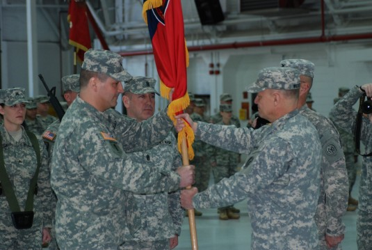 New Commander for 27th Infantry Brigade