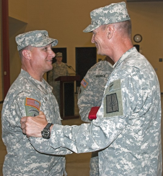 42nd Division Commander Gets 2nd Star