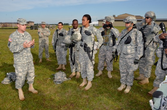 Aviation Troops Training at Fort Drum