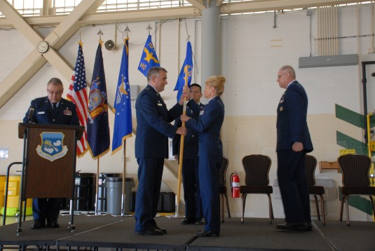 New Commander for 107th Medical Group