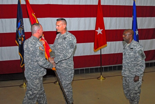 New Top NCO for New York Guard