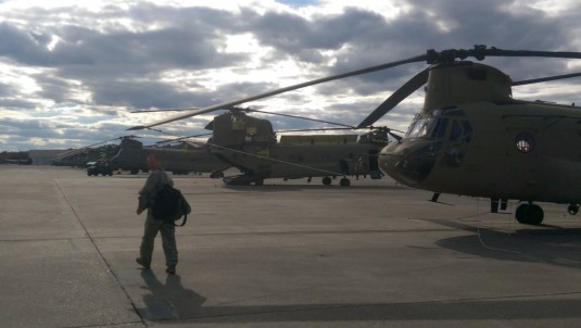 New helicopters for 3rd 126th Aviation