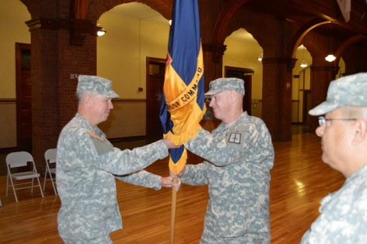153rd Troop Command Gets New Command