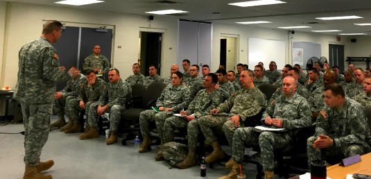 27th Brigade Focuses on Recruiting and Retention