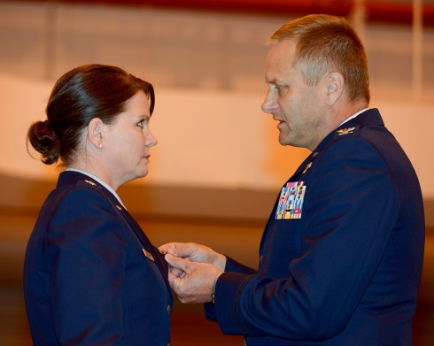 Airman's Valor Honored Posthumously