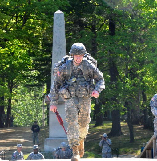 NY Guard Soldier Competes in Best Warrior Event