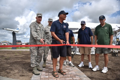 106th Rescue Wing opens Heritage Park