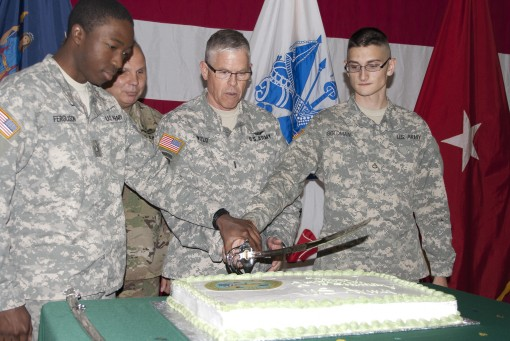 Army Birthday Recognized at DMNA