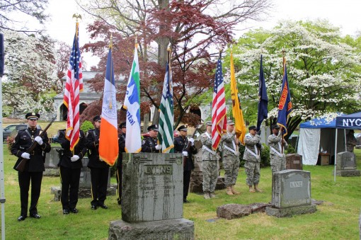 New York Guard World War I deaths remembered