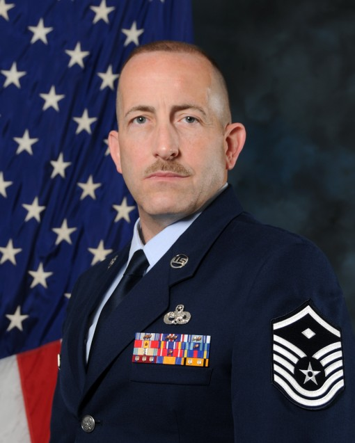 New York Air National Guard Master Sgt. Christian Hammaren was one of seven New York Air National Guard members recognized for their professionalism by the Air Force Association during the group's 2016 Air, Space and Cyber Conference in National Harb