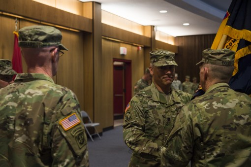 New 153rd Troop Command leader