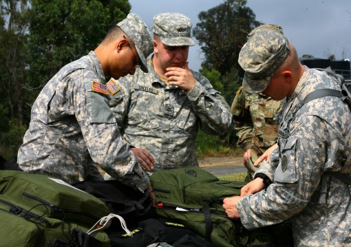 69th Soldiers get ready for Talisman Sabre