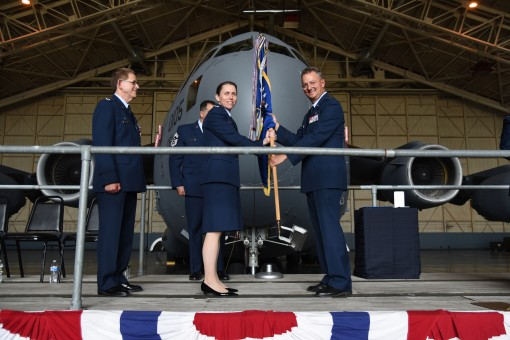 New Commander at 105th Airlift Wing