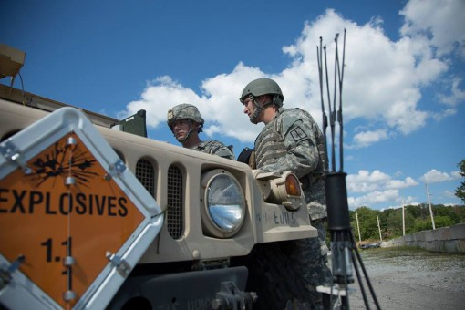 NY Guard EOD Soldiers head to Army-wide contest