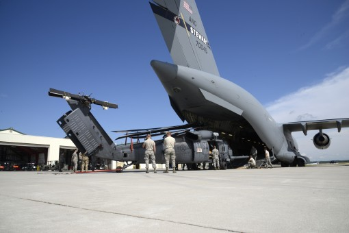 NY Air Guard Airmen head for another hurricane