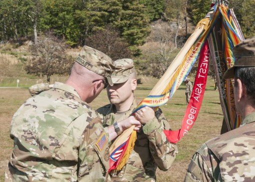 New Commander for 369th Special Troops Battalion