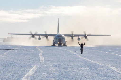 109th AW operates in the Antarctic