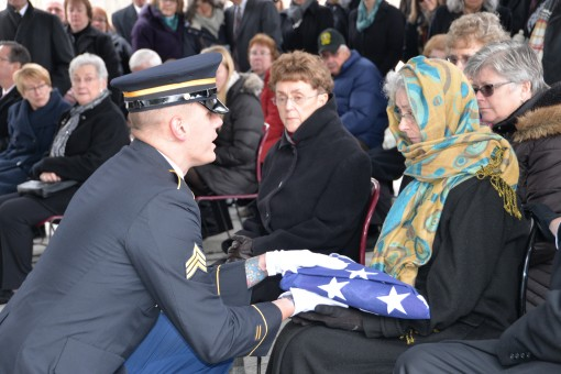 Veterans honored during 11,170 military funerals