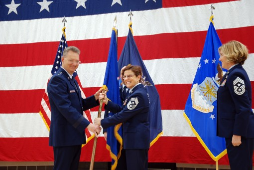New Command Chief for Air Guard