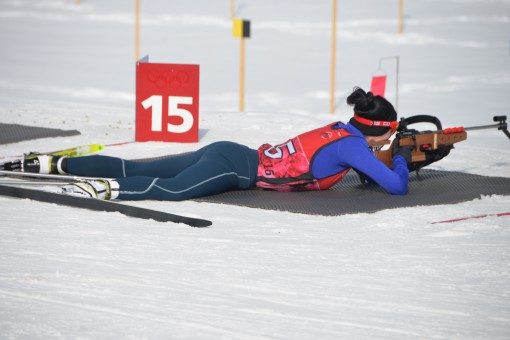 New Yorkers compete in Utah